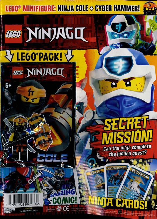 Ninjago Magazine