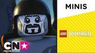 Ninjago Iron & Stone Cartoon Network