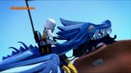 Zane's dragon