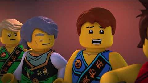 LEGO Ninjago Decoded Episode 6 - The Elemental Masters