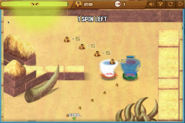 Sea of Sand Spinjitzu Spinball 12