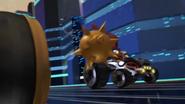 Speedway 5 billion Cole steals a Quadbike22