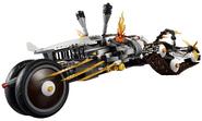 Lego 9449 ninjago sverhzvukovoj samoljot 5