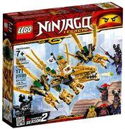 70666 The Golden Dragon Box