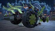 Chain Cycle Ambush - Lego Ninjago - 70730 - Product Animation
