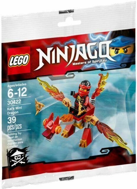 30422 Kai's Mini Dragon