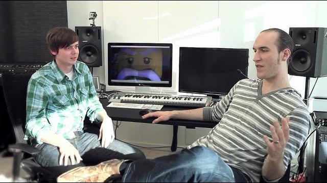 How the Ninjago music is made