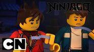 Ninjago Masters of Spinjitzu - Invitation (Clip 2)
