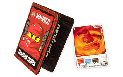 853114 LEGO Ninjago Trading Card Holder