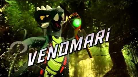 2012 LEGO Ninjago - Characters Venomari