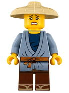 Movie Pat Minifigure
