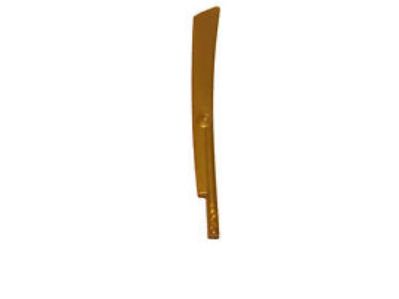 Golden Long Sword