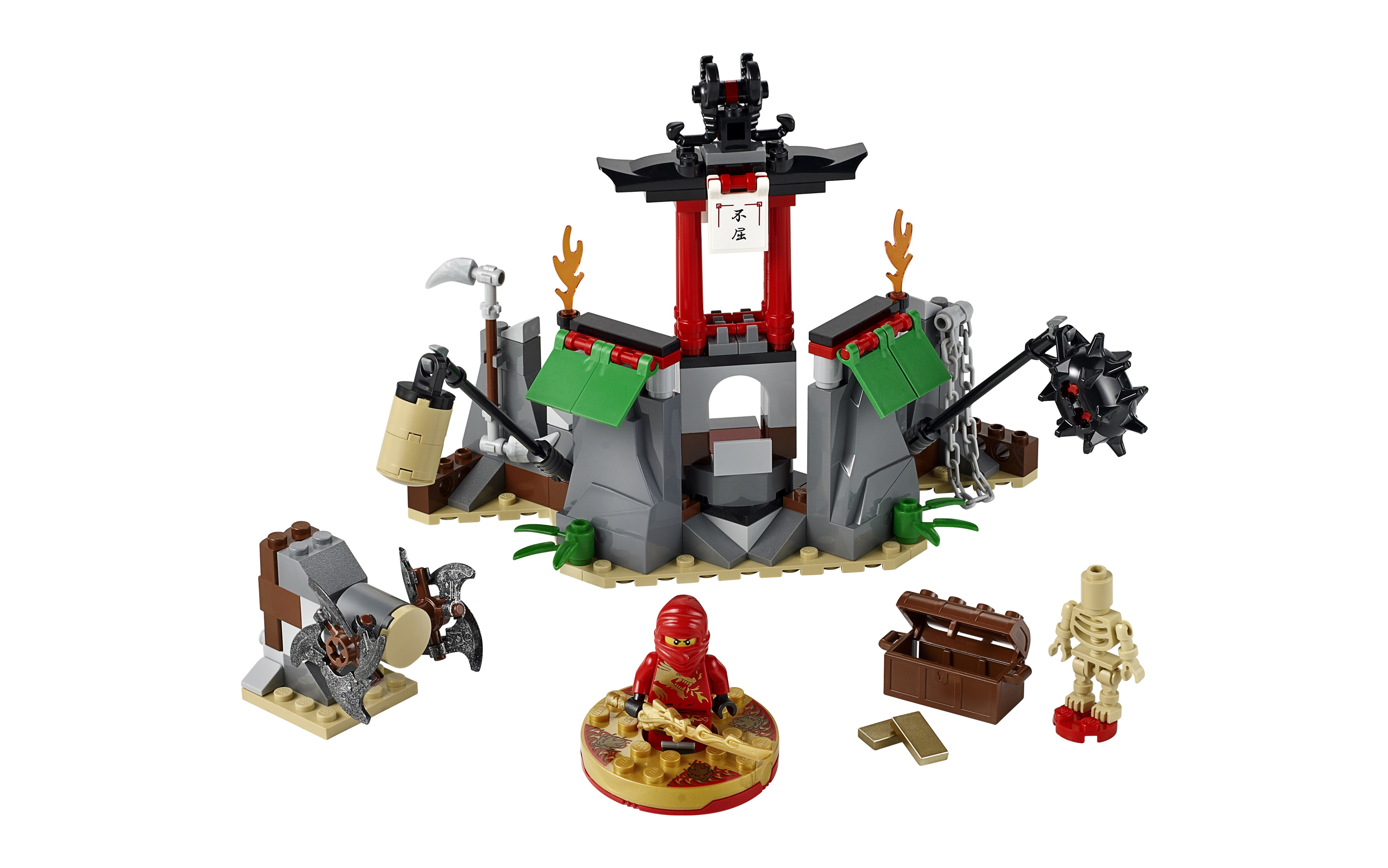 2254 Mountain Shrine