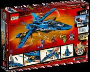70668 Jay's Storm Fighter Box Backside