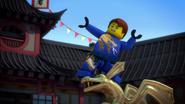 Ninjago Flight of the Dragon Ninja 4