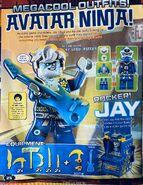 Avatar Jay magazine page