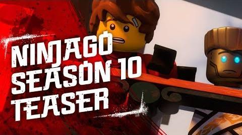 Official Season 10 Teaser - LEGO NINJAGO - Darkness Descends Upon NINJAGO