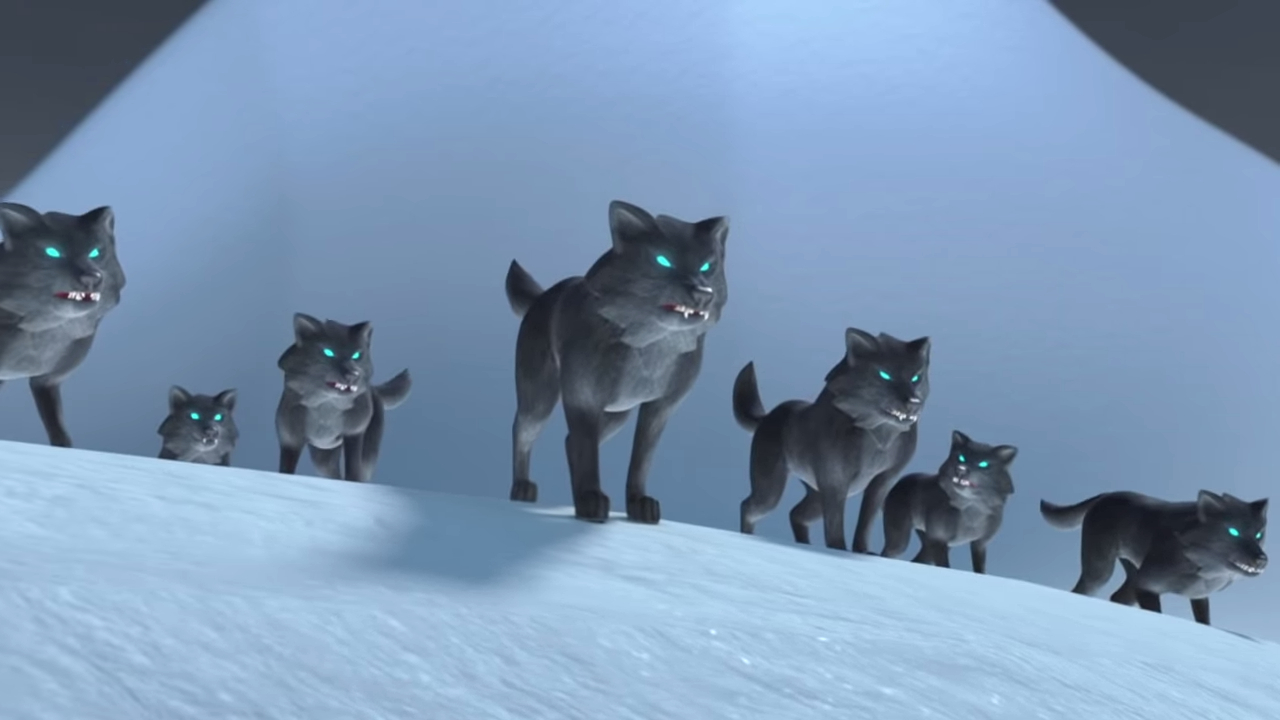 Frost Wolves