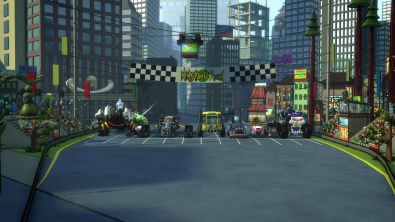 Ninjaball Run (Race)
