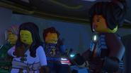 Maya submarine scene