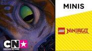 Ninjago How to Build a Dragon Cartoon Network