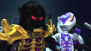 Overlord, Pythor, and Possessed Cyrus 2