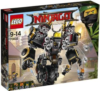 70632 Робот Землетрясений