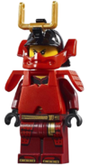 Legacy Samurai X Nya Minifigure 2