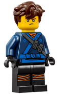 Ninja Force Jay 70617 Minifigure 2