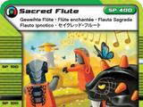 Card 118 - Sacred Flute