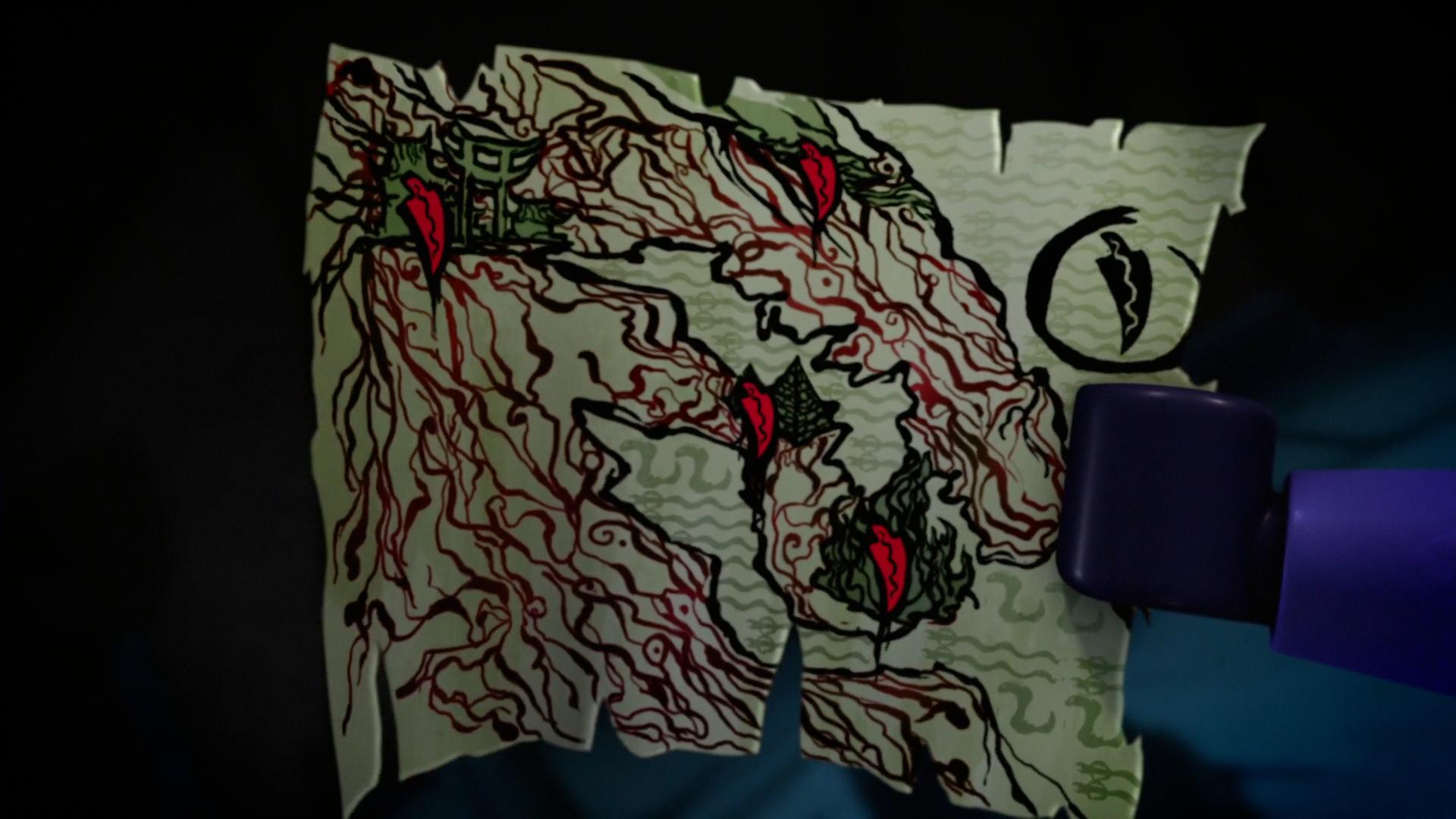 Map of Fangs