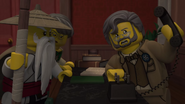 """Ninjago–Riddle of the Sphinx–5'15"""""""