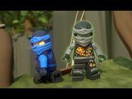 Cole's Ghostly Struggle - LEGO Ninjago - Mini Movie