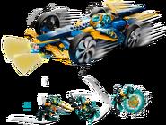 71752 Ninja Sub Speeder 2