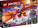 71753 Fire Dragon Attack