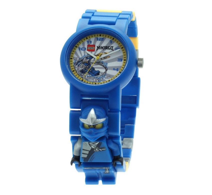 9006845 LEGO Ninjago Jay ZX Watch