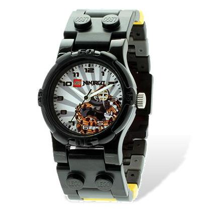 5001357 LEGO Ninjago Kendo Cole Watch