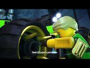 Ninja Training with the WU-CRU - LEGO Ninjago (UK)