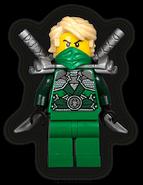 Stone Armor Lloyd Minifigure