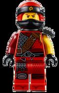 Hunted Kai Minifigure