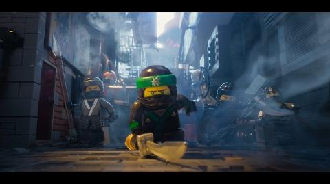 LEGO® NINJAGO® FILM Oficjalny zwiastun 1 HD