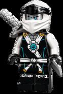 Legacy Wave 4 Zane Minifigure 2