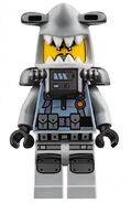 Movie Hammerhead 70656 Minifigure