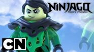 Ninjago Masters of Spinjitzu - Kingdom Come (Clip 1)