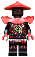 Stone Swordsman Red Face