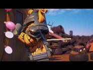 之布隆克指揮官 - 樂高旋風忍者 - 第7季 - 小短片