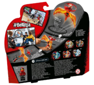 70647 Kai - Dragon Master Box Backside