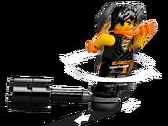 71733 Epic Battle Set - Cole vs. Ghost Warrior 4
