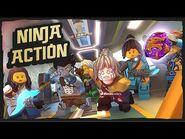 NINJAGO Seabound - Ninja Action - LEGO Family Entertainment