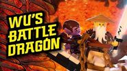 Dungeons of Shintaro – Wu and the Ivory Blade of Deliverance - LEGO® NINJAGO®